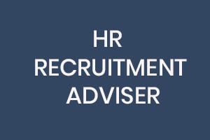 HR Recruitment Adviser Job Vacancy Image